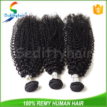 Wholesale high quality Jerry Curl hair exotic raw unprocessed brazilian remy hair