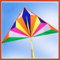 طائرة ورقية ملونة دلتا mfu/ الماس كايت