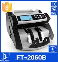 banknote counterfeit money counter machine bill counter