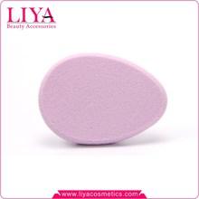 Soft oval makeup foundation sponge cosmetic powder puff NBR application