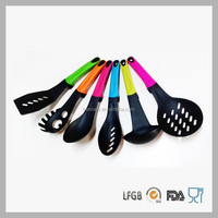 Factory OEM Self-Standingcooking tools utensils / cookware/ kitchen With TPR Handle