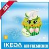 Promotional Logo Printed hemp air freshener paper