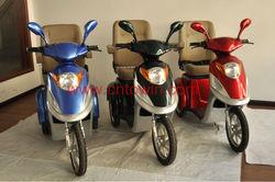 China wholesale beverage drinking full closed green energy three wheel motorcycle