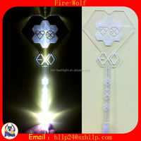 valentine day gift with LED light Personalized Business Items & Gifts for promotion Best selling remote control led stick
