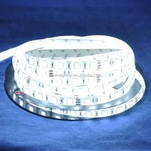 5meter per roll DC12V led strips cool white for motorcycle lighting