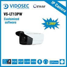 Vidosec TI365 aptina 2PC ARRAY LED 40M distance night 1.3mp ip surveillance
