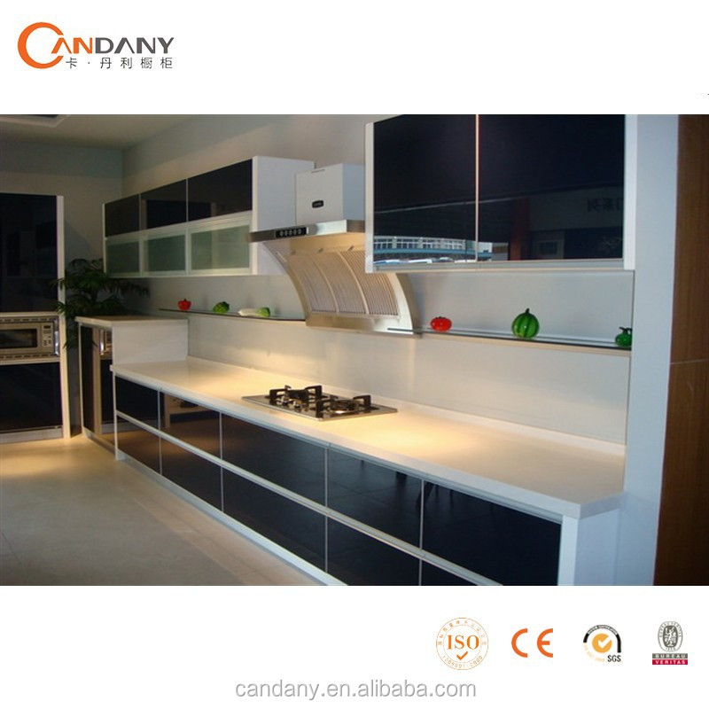2015 Hot Sale Modern Kitchen Cabinet Wooden Almirah