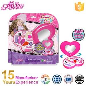 جمال الفتيات الماكياج 360 الدورية دائرة السلامة ألعاب للأطفال
