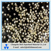 Factory price irregular resin diamond powder yellow green rvd