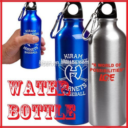 Hot Sell 2015 Promotional Aluminum Sports Water Bottles