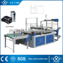SHXJ-C600/1200 High Speed Double Lines Bag Making Making Machine (With computer control)