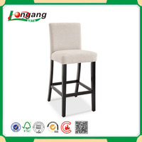 cheap wooden bar stool , modern design high chair wood step stool