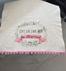 Old-Fashioned Cotton Printed Flour Sack Tea Towels