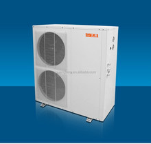 13KW trinity heat pump with heating and cooling and domestic hot water functions