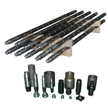 API 11ax plunger ,cage,hardline cage,coupling,and the other accessories