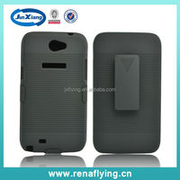 New arrival holster combo case for samsung galaxy note2