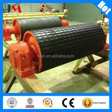 Dia. 800mm Ceramic Lagging Conveyor Flat Belt Pulley