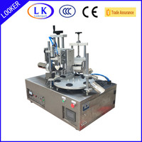 Fully auto plastic tube tail sealer