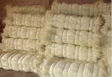 Raw Pattern and Sisal Material Natural Sisal Fibre
