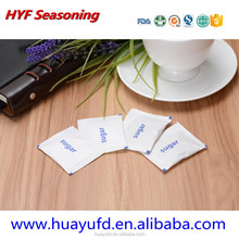 Hot selling White sugar cane packet for airline, restaurant,home,coffee shop