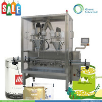 high filling accuracy automatically good evaluation flour packing machine