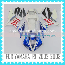 ABS Motorcycle Fairing for YAMAHA R1 2002 2003 02 03