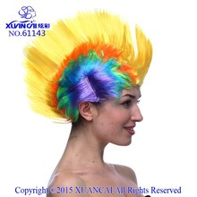 2015 Wholesale hot selling beauty wigs best selling for the new fashion style Comb hair synthetic wigs for sale cheap
