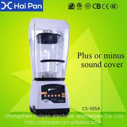 High Quality Professional Commercial Blender/Food Processor/Mixer/Juicer/ Updated Fruit Slow Juicer