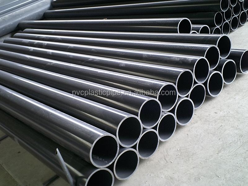 Plastic water pipe square large diameter