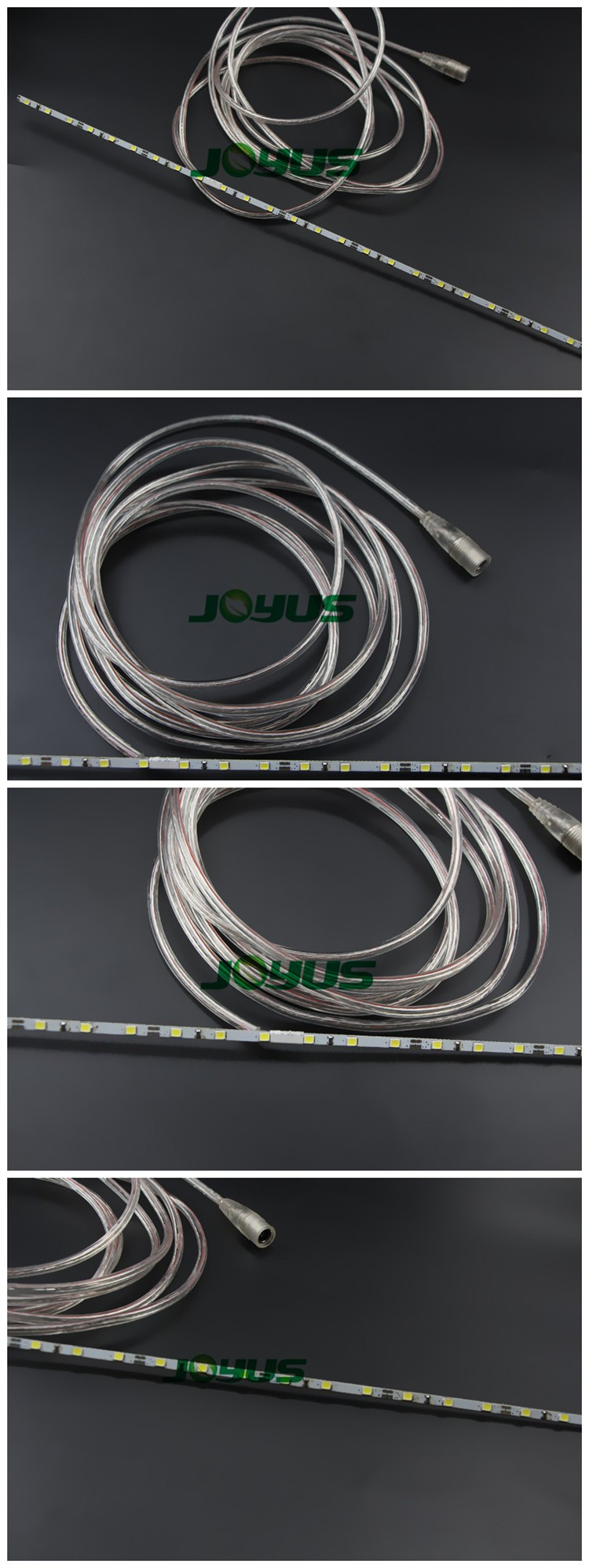 Fr4 Double Sided Pcb Printed Circuit Board Cuttable Led Strip Light Doublesided Boards Specification