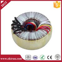 Toroidal ring core 220V to 12V step down power transformers