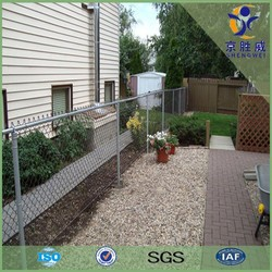 Shengwei fence---low price PVC coated hot dipped galvanized chain link fence