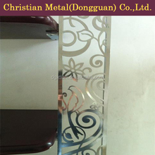 OEM/ODM sheet metal shoes and bags dispaly / sheet metal parts made in China