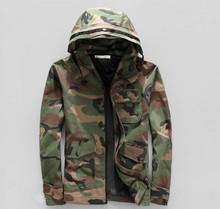 UNISEASON Camo Women hunting jacket