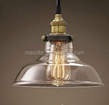 Ancient light wire bottle light with edison bulb for Resturant/Bar/Coffee room