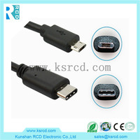 High Speed USB 3.1 Type C Male to USB 3.0 Type A Male Data Cable
