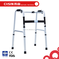 Mobility equipment reciprocal walker for disabled people