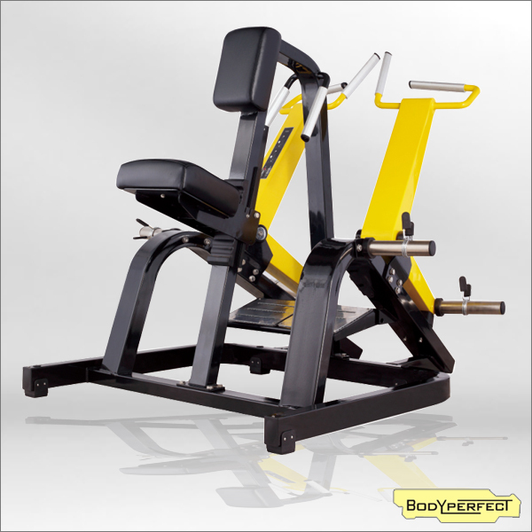 Technogym Plate Loaded Pure Strength Bft 1007 Seat Row