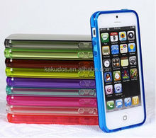 factory wholesale TPU phone case for iPhone5