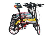 2015 Latest Design Laplace L412 Updated version folding bike kids bike on sale