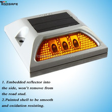 LED Solar Road Safety Ground Light