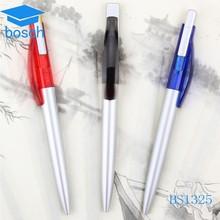 Hot sale twist plastic promotional ball pen school supplies