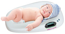 Medical/ Household/personal digital electronic scale for baby tubular