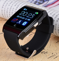 UWatch UX heart rate monitorring smart watch 3G magsensor gravity sensor android smartwatch phone sports bluetooth wristwatch