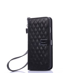 mobile phone leather case for samsung galaxy s4