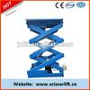 Hydraulic scissor lift table /scissor lift platform price
