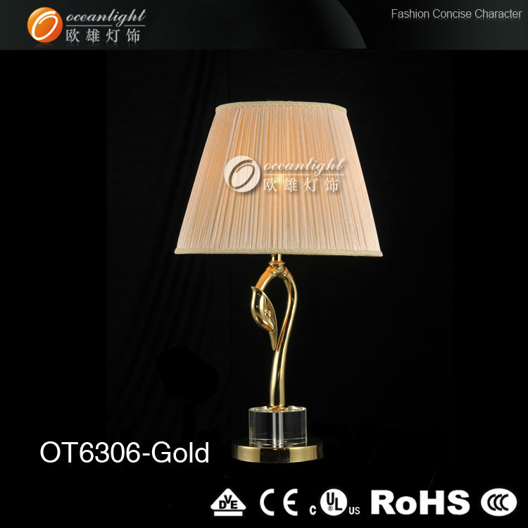 Merveilleux Remote Control Table Lamp,lowes Table Lamps. OT6306 Gold