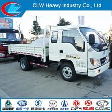 Foton dumper mini truck/ van cargo tipper / 1 ton dumper lorry