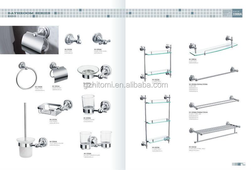 edelstahl badezimmer zubeh r set anlagen des badezimmers produkt id 610122785. Black Bedroom Furniture Sets. Home Design Ideas