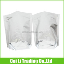 eco-friendly aluminium coffee packaging foil tear packets